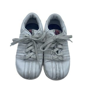 K-Swiss sneakers Infant 8.5 white classic